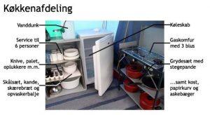 Køkken udstyr