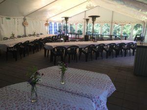 Her er plads til 35 gæster